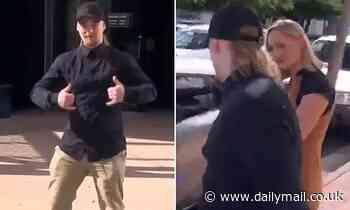 Gold Coast man who assaulted Good Samaritan at Pacific Fair denies any wrongdoing