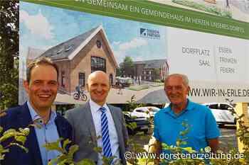 Bürgergenossenschaft: Die höchsten Beträge kommen nicht aus Erle - Dorstener Zeitung
