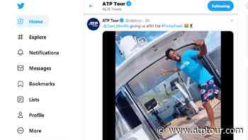 Is Gael Monfils The Best Dancer In Tennis? - ATP Tour