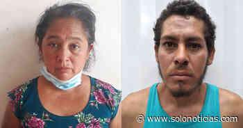 Capturados por extorsión en Santa Ana - Solo Noticias