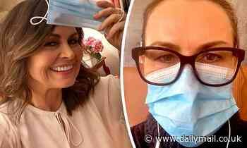 Lisa Wilkinson slams 'maskholes' who aren't covering up in supermarkets amid the COVID-19 pandemic