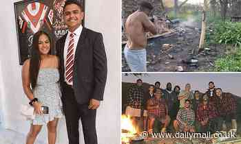 NRL star Latrell Mitchell pleads guilty to firearms charge after Taree lockdown camping trip