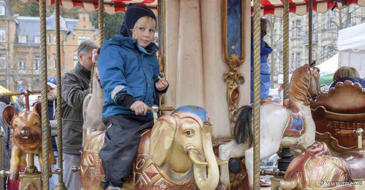 Heidelberg:  Kinderkarussells sollen Schaustellern helfen