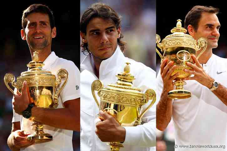 'The rivalry between Roger Federer, Nadal, Djokovic is legendary', says RG finalist