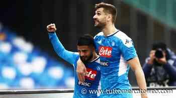 Napoli, Llorente e Ounas promessi al Benevento per poco più di 10 milioni di euro - TUTTO mercato WEB