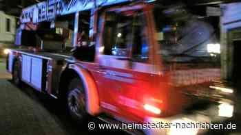Verbranntes Essen ruft Feuerwehr Helmstedt auf den Plan - Helmstedter Nachrichten