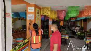 Cumplen con medidas de sanidad, 120 comercios de Tuxtepec - TV BUS Canal de comunicación urbana