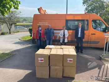 Coronavirus en Seine-et-Marne. La ville de Villeparisis s'organise pour la distribution de masques | La Marne - actu.fr