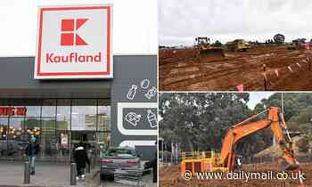 How highly anticipated discount supermarket Kaufland Australia blew $280MILLION without opening