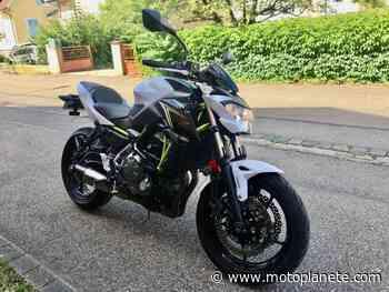 Kawasaki Z 650 (47.5CV) 2017 à 5490€ sur SELESTAT - Occasion - Motoplanete