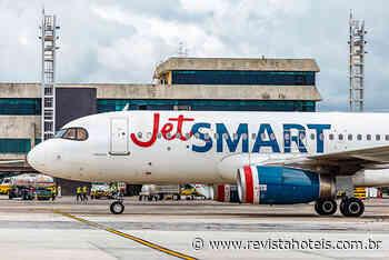 Jet Smart reinicia voos Salvador (BA) a Santiago (Chile) em outubro - Revista Hoteis