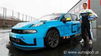 WTCR: Santiago Urrutia é o quarto piloto da Lynk&Co - AutoSport