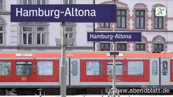 Hamburg: Ausfall bei der S-Bahn: Linie S2 am Morgen betroffen