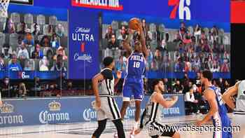 Shake Milton bounces back from rough first game in Orlando, propels 76ers to win vs. Spurs with game-winning 3
