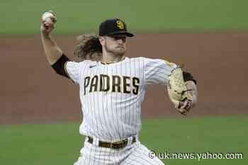 Cronenworth, Paddack help Padres beat Dodgers 5-4