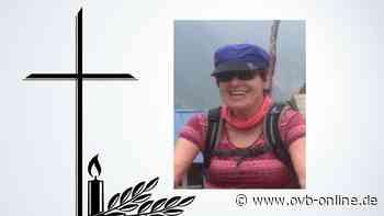 Bad Aibling: Nachruf auf Karin Lahme - ovb-online.de