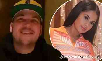 Rob Kardashian is spotted enjoying romantic dinner date with Instagram star Aileen Gisselle