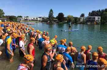 Ausee Triathlon Blindenmarkt 2020 ausverkauft   trinews.at - Trinews - Das Triathlonmagazin