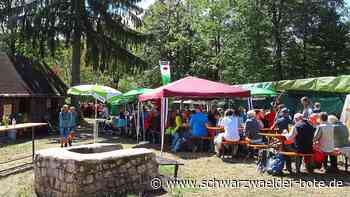 Hornberg: Das Büchereckfest ist abgesagt - Hornberg - Schwarzwälder Bote