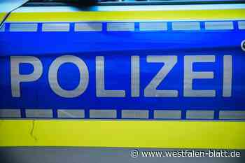 Geldbörse gestohlen - Westfalen-Blatt