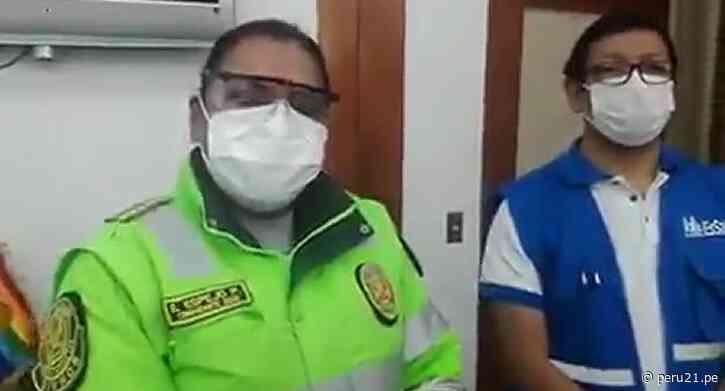 Cusco: Policía buscará a pacientes recuperados que se niegan a devolver balones de oxígeno a EsSalud [VIDEO] - Diario Perú21