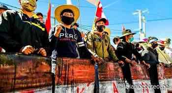 Espinarenses exigen la presencia de ministros y no de viceministros para mesa de diálogo en Cusco - Diario Correo