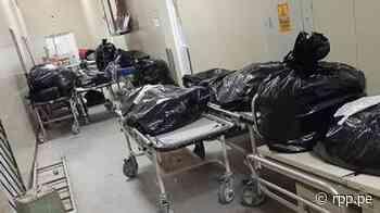 Cusco: Morgue colapsa por incremento de fallecidos por la COVID-19 - RPP Noticias