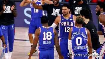 THAT is the version of Shake Milton the Sixers are expecting