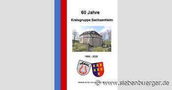 Kreisgruppe Sachsenheim: Festschrift zum Jubiläum - Siebenbürgische Zeitung