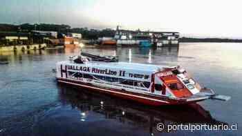 Perú: Terminal Portuario de Yurimaguas reinicia atención de naves de pasajeros - PortalPortuario