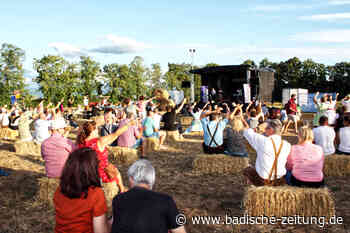 Gemeinde Hartheim dankt stillen Corona-Helden mit einem Konzert - Hartheim - Badische Zeitung - Badische Zeitung