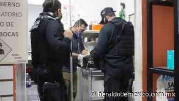 Salvan policías de Zapopan, Jalisco a perrito baleado - El Heraldo de México