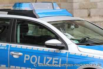 Handlauf am Kreisverkehr durch Lkw beschädigt - Südwestfalen Nachrichten | Am Puls der Heimat.