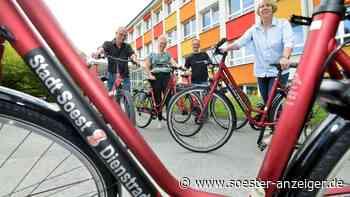 Stadt Soest schafft Dienst-Fahrräder für das Rathaus an - Soester Anzeiger