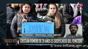 MDN: el femicidio de Julieta del Pino - Mejor De Noche (Clips), Noticias - telenueve
