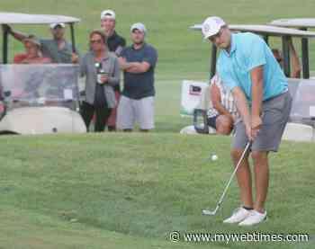 Baley Lehr three-peats at IV Men's Golf Championship - MyWebTimes.com