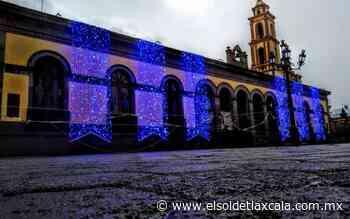 Se ilumina Tlaxco contra la trata - El Sol de Tlaxcala