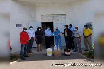 Rotary Club of Kingston donates to the STEP Centre - Jamaica Observer