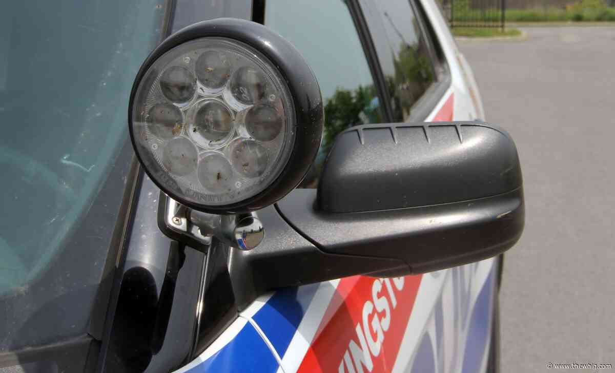 Kingston Police stop suspended driver behind the wheel - The Kingston Whig-Standard