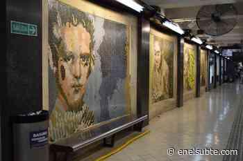 Avanza el cambio de denominación de la estación Callao (D): sumará el nombre de Raquel Liberman - enelSubte.com