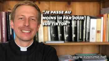 Este sacerdote se ha convertido en una verdadera estrella en la aplicación. - EZAnime