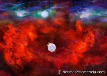 Posibles señales de una estrella de neutrones en la supernova 1987A - Noticias de la Ciencia y la Tecnología