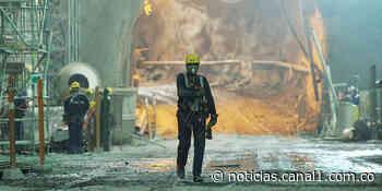 Fallece un trabajador del proyecto hidroeléctrico Ituango por COVID-19 - Canal 1