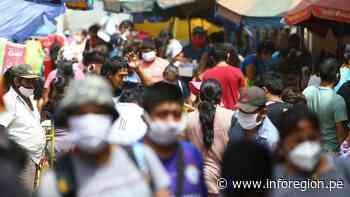 El 25,3% de la población de Lima y Callao estaría infectada de COVID-19 - INFOREGION