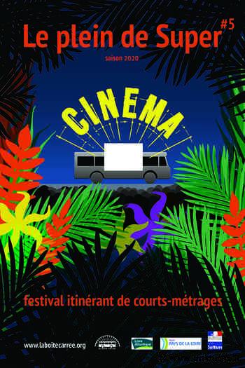 Cinéma Plein Air Maison de la Meunerie vendredi 14 août 2020 - Unidivers