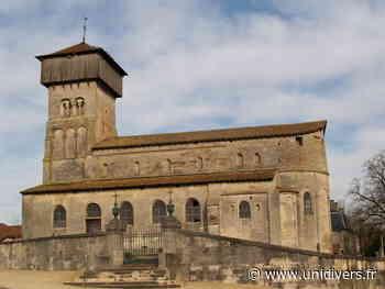 Visites guidées de l'église fortifiée de Dugny Église fortifiée samedi 19 septembre 2020 - Unidivers