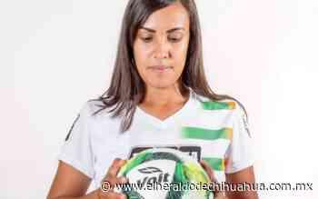 Gran vivencia deportiva es el futbol para Rosalinda - El Heraldo de Chihuahua