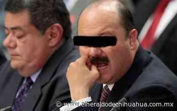Llegaría en noviembre a Chihuahua Cesar D. para enfrentar a la justicia - El Heraldo de Chihuahua