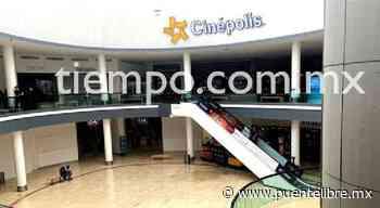 Abrirían cines y plazas comerciales hoy en Chihuahua, según Gatell - Puente Libre La Noticia Digital