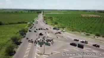 Con caravana agricultores de Chihuahua piden detener presas - La Razon